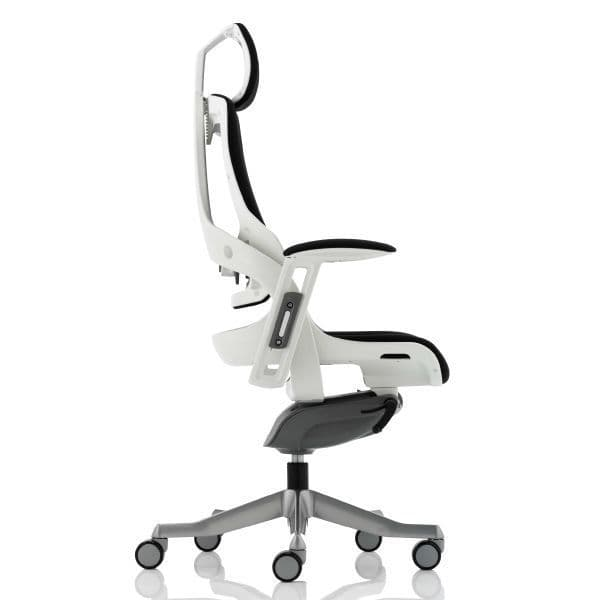Zure Executive Fabric Office Chair | LockwoodHume